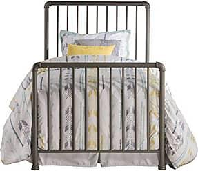 Hillsdale Furniture 2098BTWR Brandi Bed Set, Twin, Stone
