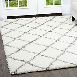 Home Dynamix Sohome Glimmer Kenley Area Rug 710x102, Ivory/Gray