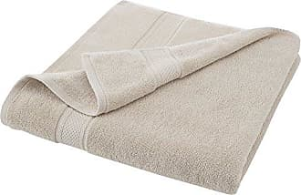 Westpoint Home GRAND PATRICIAN SUITES BODY SHEET - Densely Woven 3 ply Loop Yarn, 100% Cotton, Thick, Plush, Ultra Absorbent - Luxury, Hotel, Bathroom - Machine Washable - Linen Beige