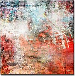 Ready2HangArt Ready2hangart Abstract ABS VI Canvas Wall Art 20 X 20, 20 High X 20 Wide