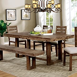 The Gray Barn Whiskey Rose Natural Tone Plank-style Dining Table (Natural Tone)