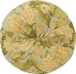 Ellery Homestyles WAVERLY Garden Glory Decorative Pillow, 16x16, Mist