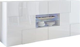 Hoogglans Wit Kast : Kasten woonkamer in wit: shop 79 merken tot −44% stylight