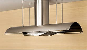 Zephyr 60W in. Trapeze Island Range Hood - CTP-E60BSX
