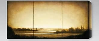 Gallery Direct Amber Light I Indoor/Outdoor Canvas Print by St. John