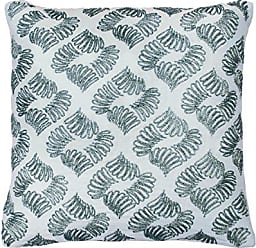 Ellery Homestyles Beautyrest Arlee Beaded Decorative Pillow, 16 x 16, Spa