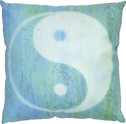 Oriental Furniture ORIENTAL Furniture Yin Yang Pillow