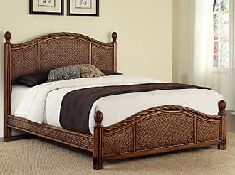 Home Styles Marco Island Cinnamon King Bed by Home Styles