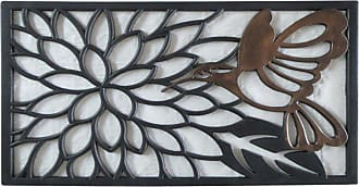 First Impression Hummingbird Outdoor Door Mat - A1HOME200089
