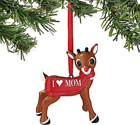 Enesco Department 56 Rudolph I Heart Mom ORN