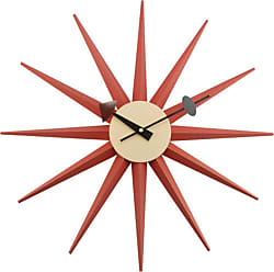 Kardiel George Nelson Sunburst Clock Multicolor - GNC-SUNBURST-MULTI