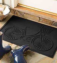 Bungalow Flooring Waterhog Bicycle Doormat, 3 x 5