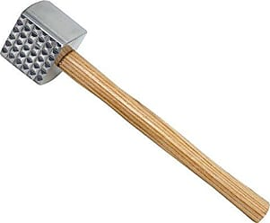 Winco USA Winco MT-4 Wood Handle Meat Tenderizer