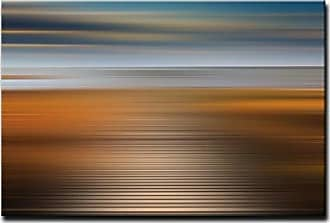 Ready2HangArt Ready2hangart Blur Stripes XIV Canvas Wall Art, 20 x 30