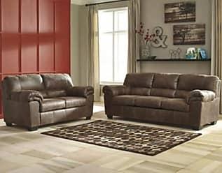 Ashley Furniture Bladen Sofa and Loveseat, Coffee
