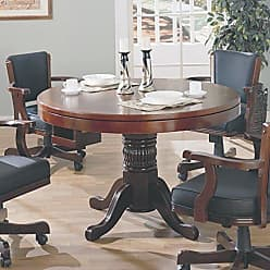 Coaster Fine Furniture Mitchell 3-in-1 Game Table Merlot