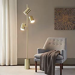 Urban Habitat Alta Floor Lamp, Gold