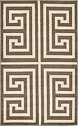 Unique Loom 3125132 Area Rug, 3 x 5 Rectangle, Brown