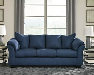 Ashley Furniture Darcy Sofa, Blue