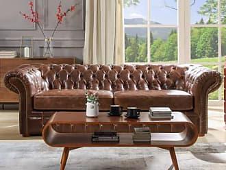 Ledersofas In Braun 30 Produkte Sale Bis Zu 38 Stylight