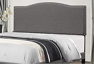 Hillsdale Furniture 2011HKRS Kiley Headboard with Frame King Stone
