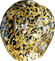 VENINI Sasso Table Lamp In Yellow And Grey By Mimmo Rotella