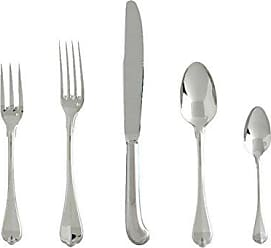 Fortessa San Marco 18/10 Stainless Steel Flatware 20 Piece Place Setting, Service for 4