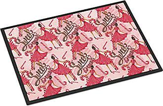 Carolines Treasures 8652JMAT Blue Heron ndoor or Outdoor Mat 24x36 Doormat Multicolor 24H X 36W
