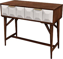 222 Fifth Ginny 2 Drawer Console Table - 7097WH032A1P89