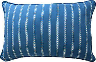 Ellery Homestyles Waverly Kids 16445012X018BLU In The Clouds 12-inch by 18-Inch Striped Decorative Accessory Pillow, Blue
