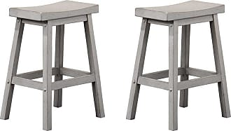 Winners Only 24 in. Backless Counter Stool - Set of 2 - WIN652-2