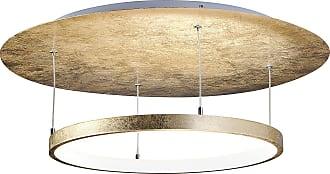 Deckenleuchten (Schlafzimmer) in Gold − Jetzt: bis zu −46% | Stylight