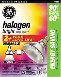 ge Halogen Floodlight, Globe