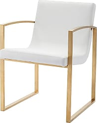 NUEVO Clara Gold Accent Chair - HGTB324