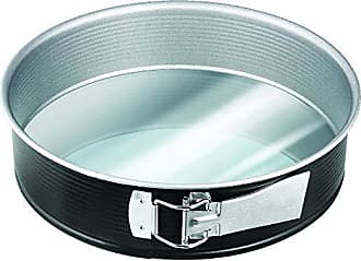 Zenker Deluxe Springform mit Flach und Rohrboden Auslaufschutz Kuchenform Ø26cm