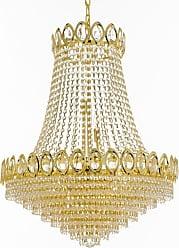 Harrison Lane J2-1091 French Empire 14 Light Single Tier Crystal