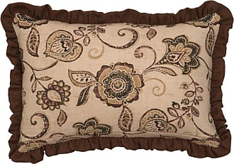 Wooded River Cottage Lily Floral Rectangle Indoor Pillow - WD27370