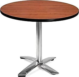 OFM KFT36RD-CHY Round Folding Multi-Purpose Table, 36, Cherry