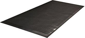 Guardian Floor Protection Clean Step Scraper Rubber Outdoor Door Mat, Size: 3 x 10 ft. - 14031000