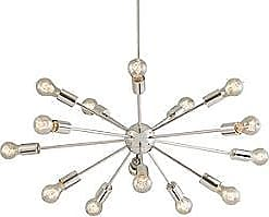 Justice Design Group Axion 15-Light Chandelier