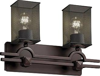 Justice Design Group Argyle MSH-8502 Vanity Light - MSH-8502-30-CROM