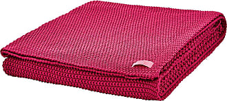 Joules Winter Bloom Throw - Pink - 140x200cm