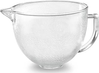 KitchenAid Hammered Glass Bowl