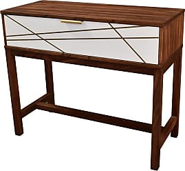 222 Fifth Edouard 1 Drawer Console Table - 7098WH032A1P89