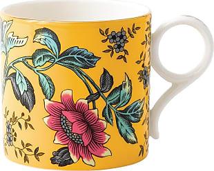 Wedgwood Wonderlust Large Mug - Yellow Tonquin