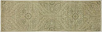 Solo Rugs Oushak Hand Knotted Runner Rug 2 7 x 8 9 Ivory