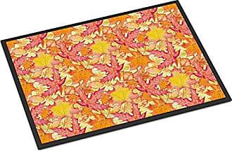 Carolines Treasures Watercolor Vegetables Farm to Table Indoor or Outdoor Doormat 24 H x 36 W Multicolor