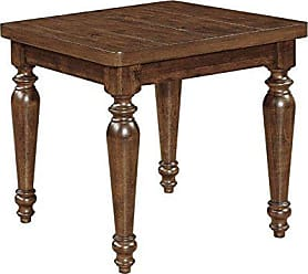 Coaster 703577 Home Furnishings End Table, Rustic Brown