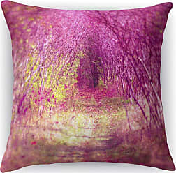 Kavka Designs Into The Pink Light Accent Pillow - IDP-DI16-16X16-BOB018