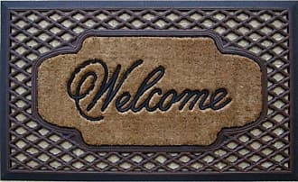 First Impression Welcome Outdoor Brush Door Mat - A1HOME200027